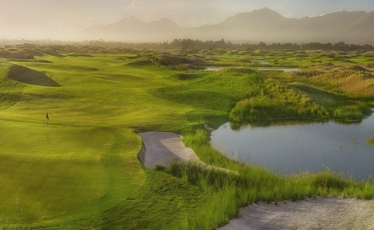 Buchen Sie das Golfhotel Fancourt mit den Plätzen Links, Montagu und Outeniqua für Ihre Golfreise nach Südafrika