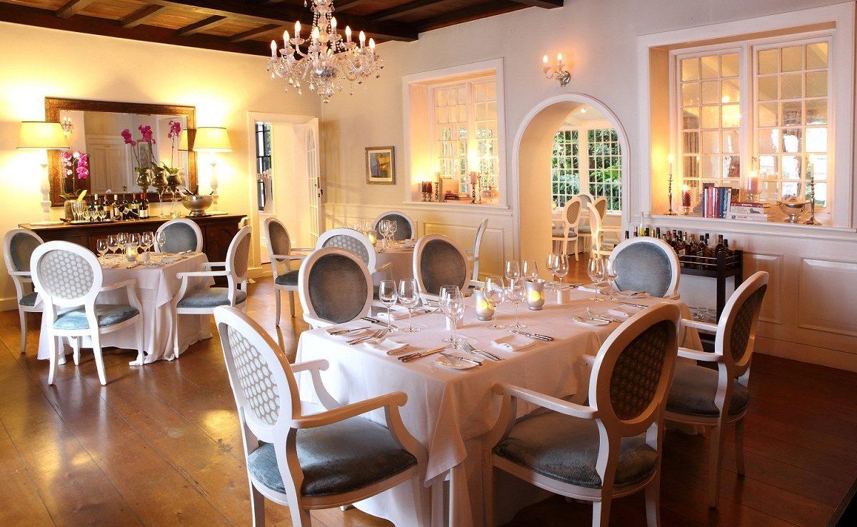 Fancourt Gourmetrestaurant Henry Whites