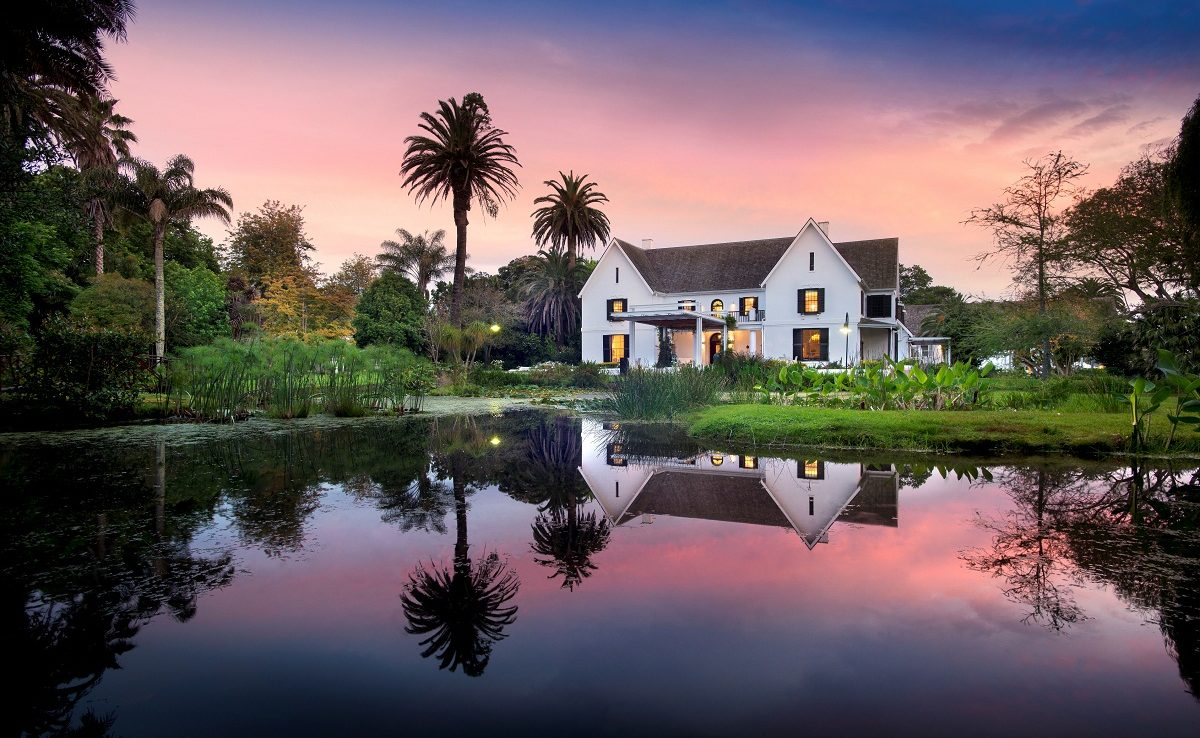 The Manor House Fancourt