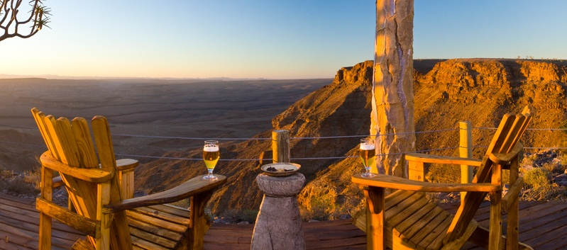Fish River Lodge in Namibia