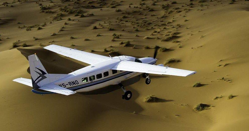 Flugsafari Höhepunkte Namibias