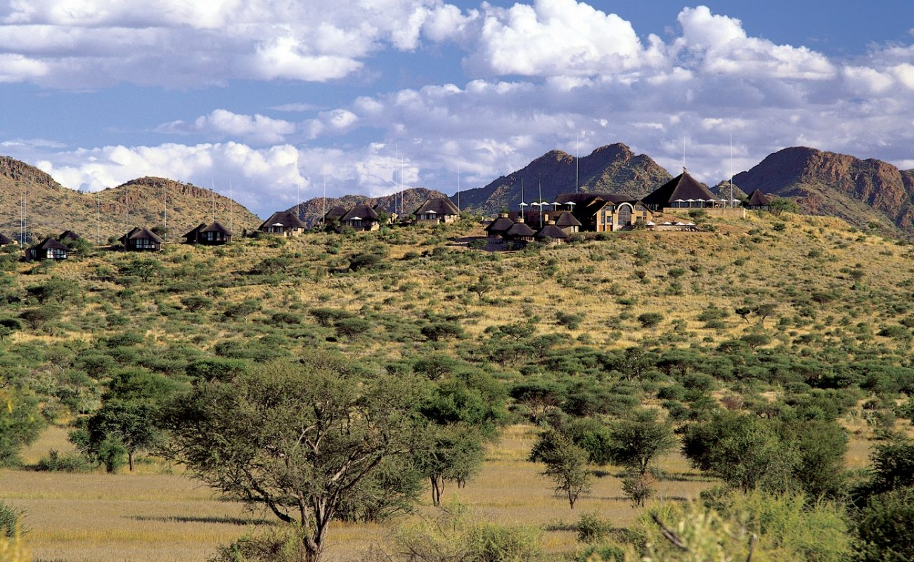 GocheGanas - Luxuslodge nahe Windhoek