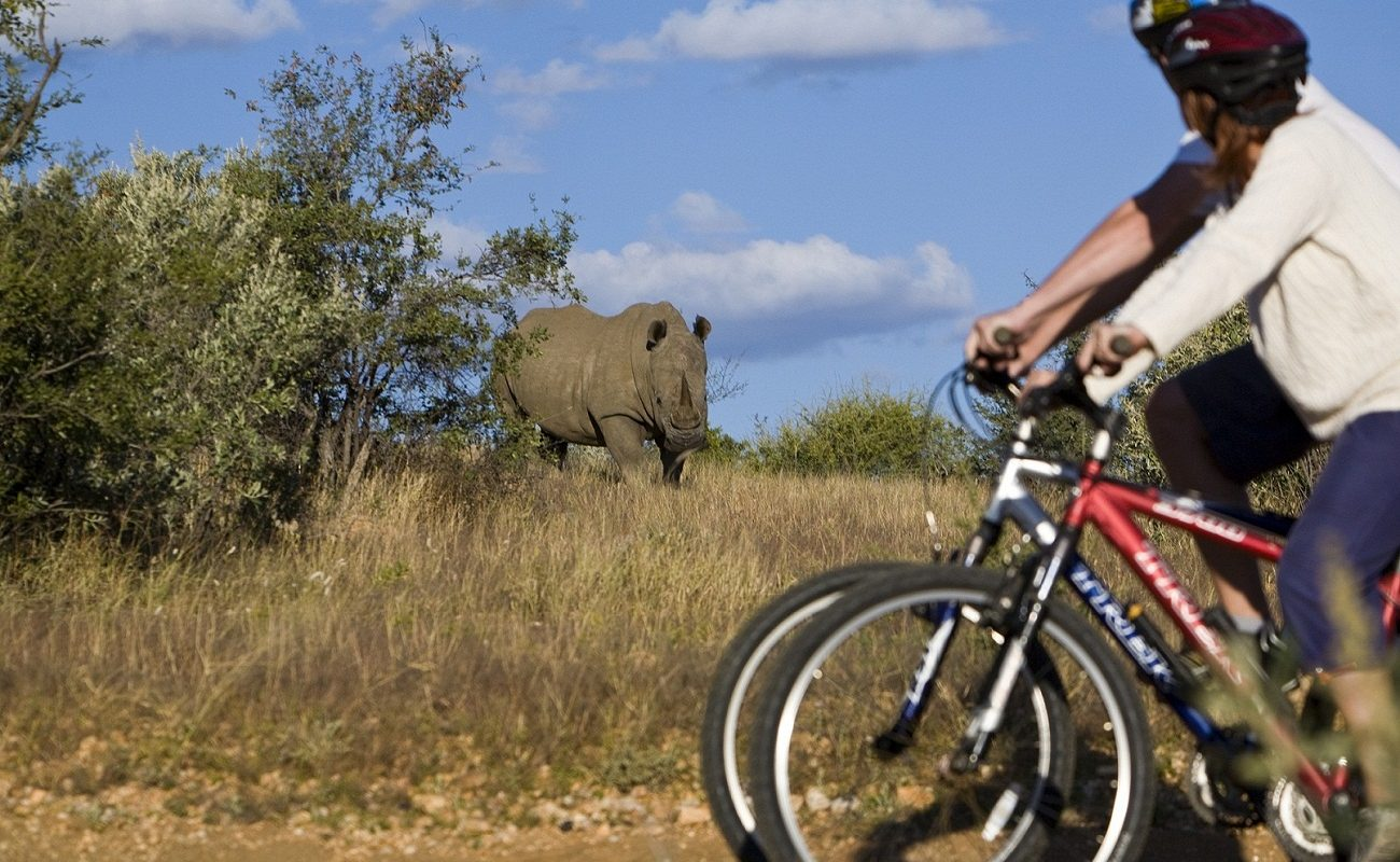 Vielfältige Aktivitäten im privaten Wildreservat nahe Windhoek