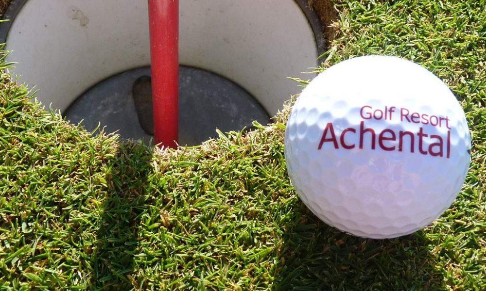 Golfresort Achental mit eigenen 18 Loch Golfplatz im Chiemgau