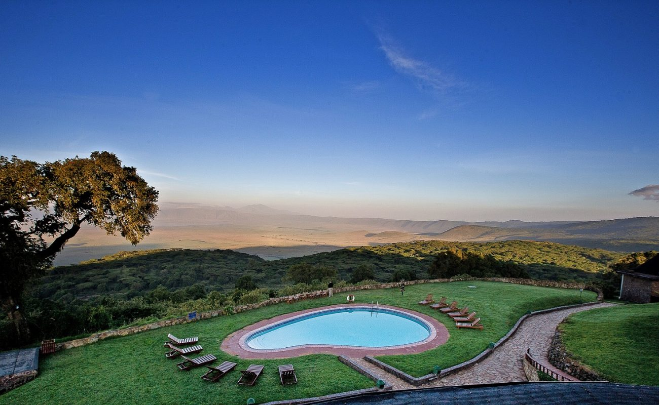 Ngorongoro Sopa Safari Lodge