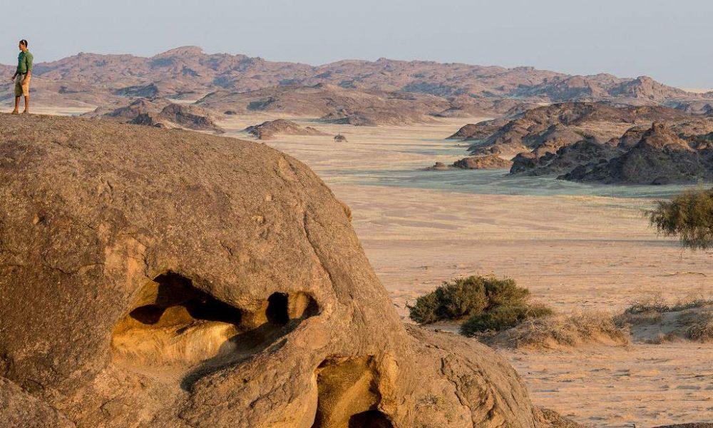Buchen Sie das Hoanib Skeleton Coast Camp mit Genuss Touren