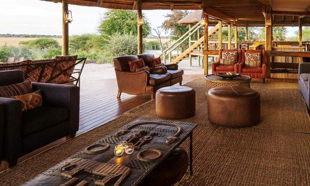 Kalahari Plains Camp Botswana