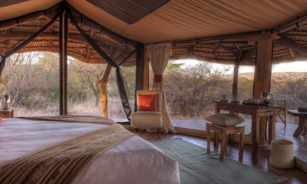 Luxuscamp Lewa Safari - für Ihre Luxussafari in Kenia mit Genuss Touren