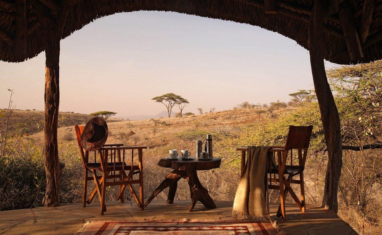 Ein stilvoller Morning Tea mit Genuss Touren auf ihrer Luxussafari in Kenia