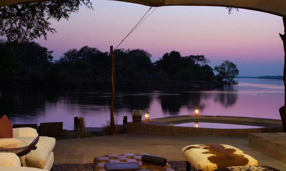 Auf Safari im Lower Zambezi in Sambia
