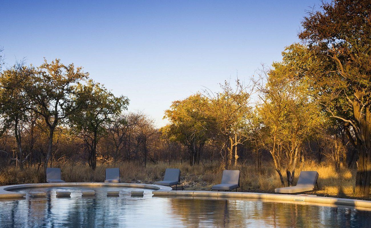 Mushara Bush Camp Pool