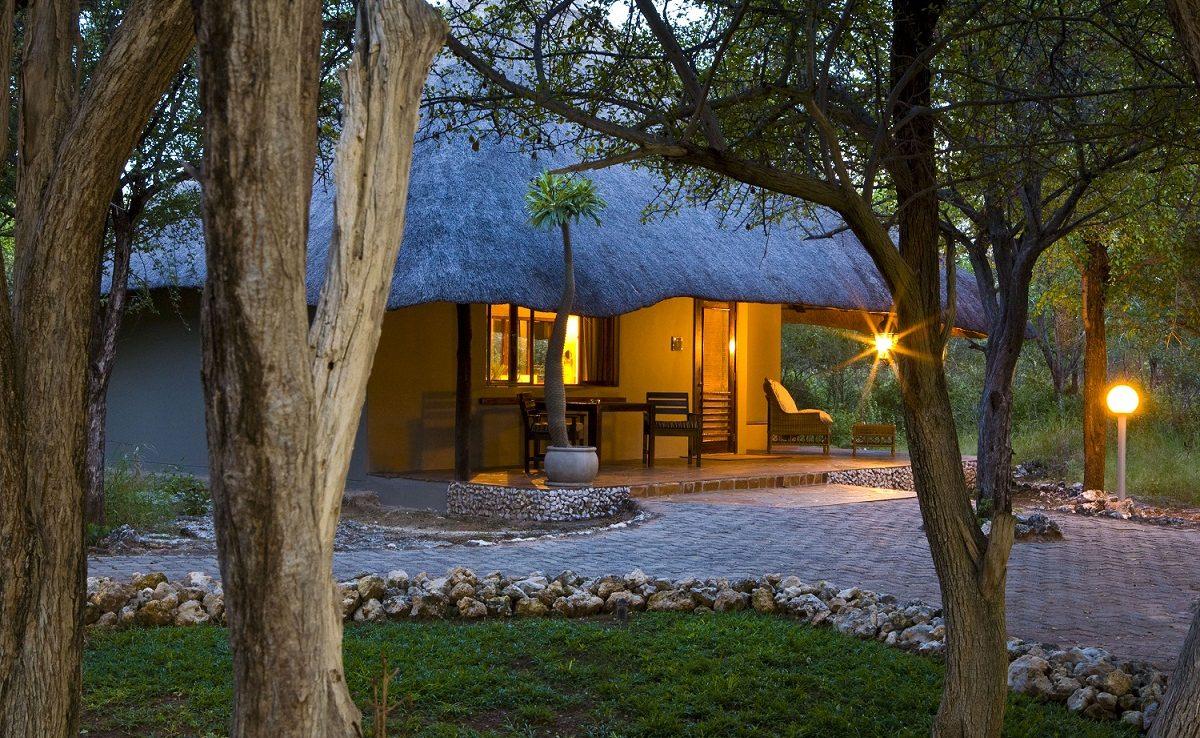 Mushara Lodge Chalet