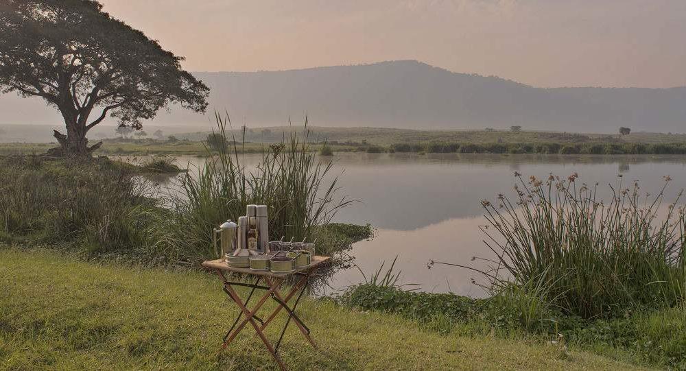 Erleben Sie den Ngorongoro Krater mit Genuss Touren