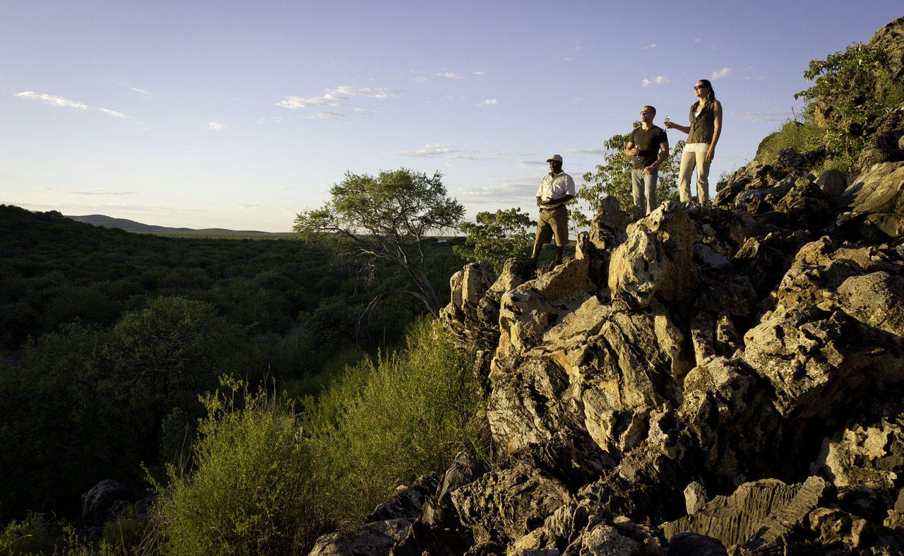 Der Etoscha - Höhepunkt einer Rundreise durch Namibia