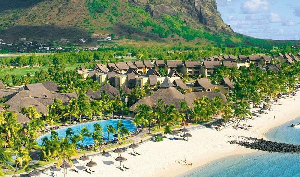 Tropenresort auf Mauritius für Honeymooner und Golfer - Le Paradis