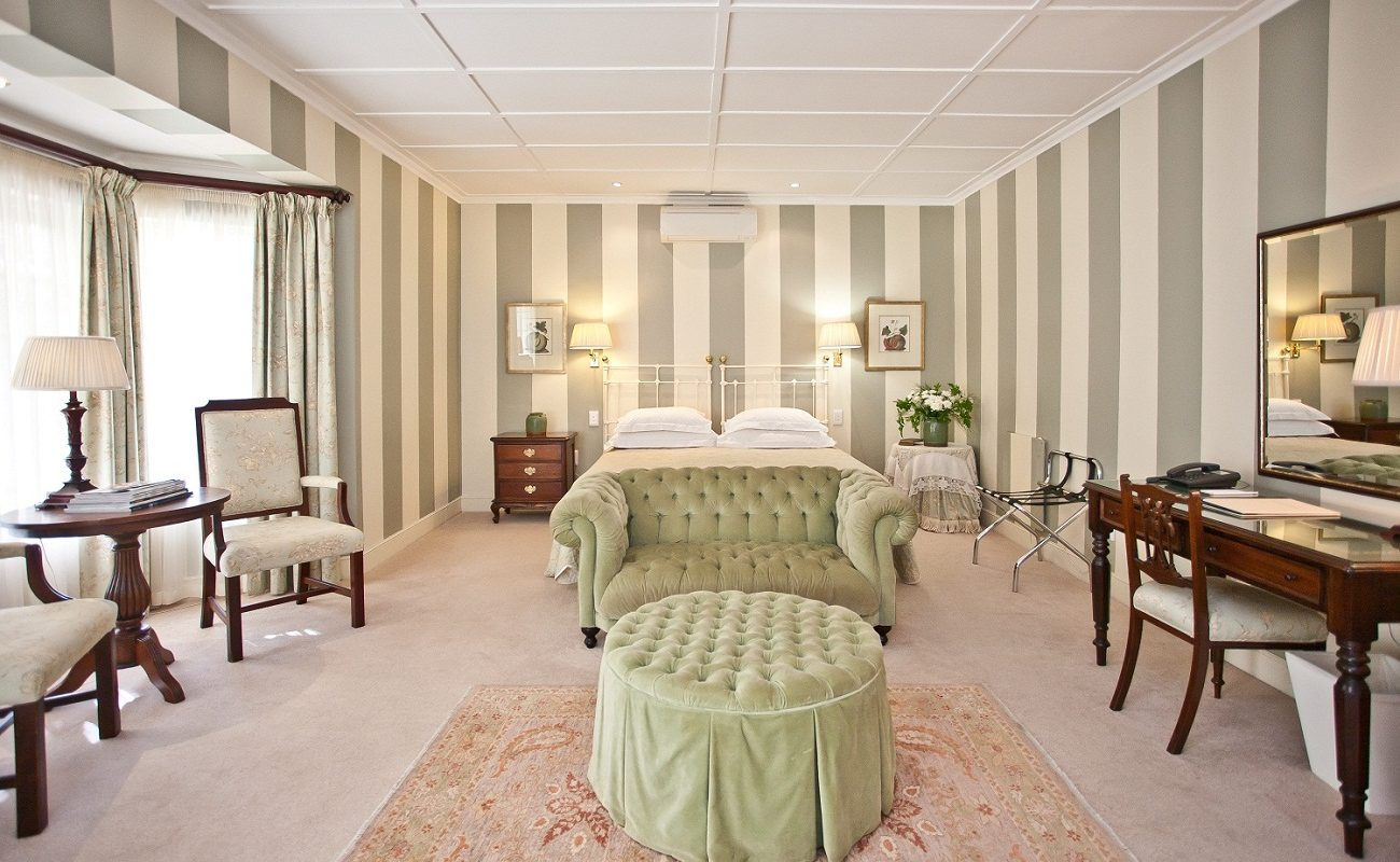 Ein Luxury Room im Rosenhof Country House