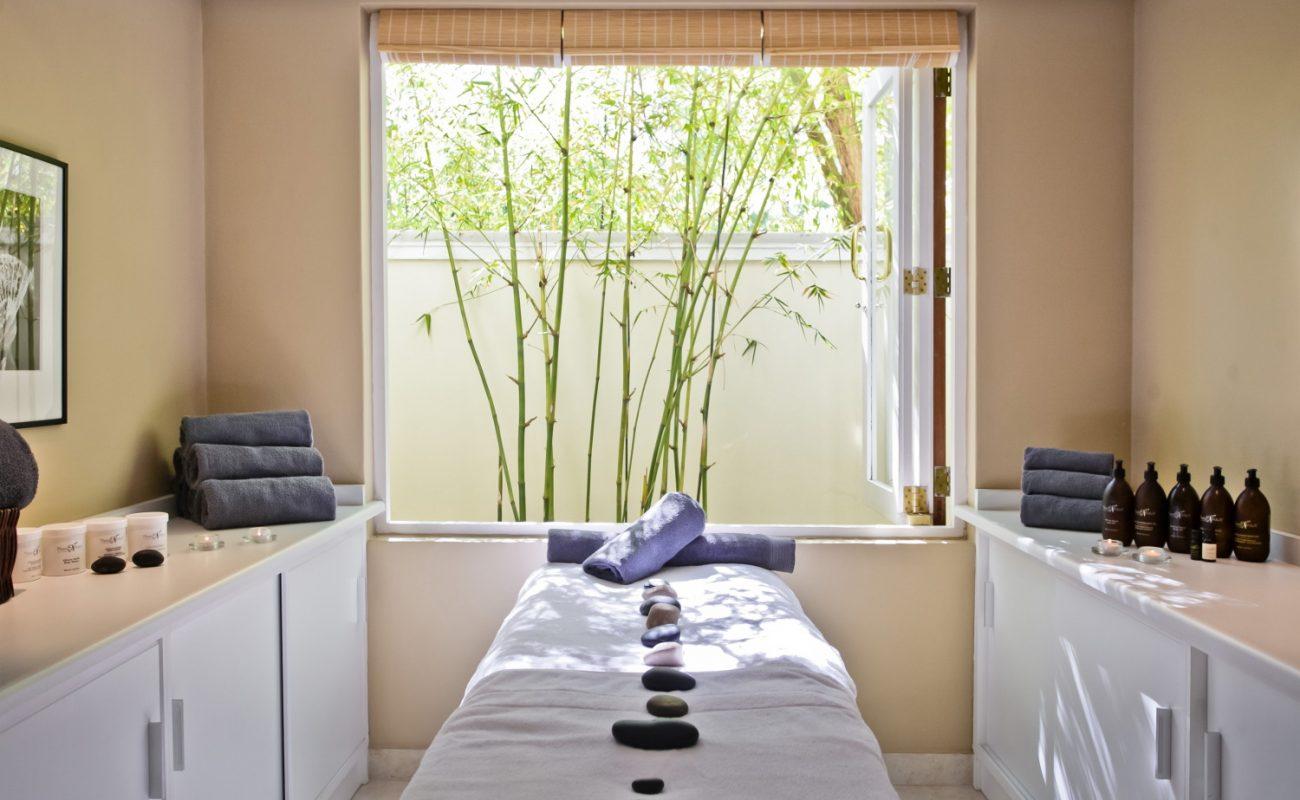 Wellness Zimmer im Rosenhof