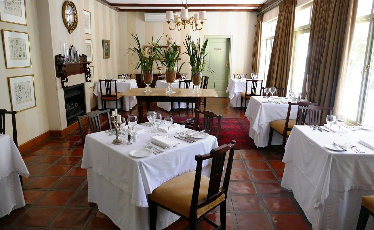 Restaurant im Rosenhof Country House