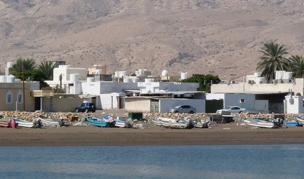 Individuelle Rundreisen im Oman mit Genuss Touren