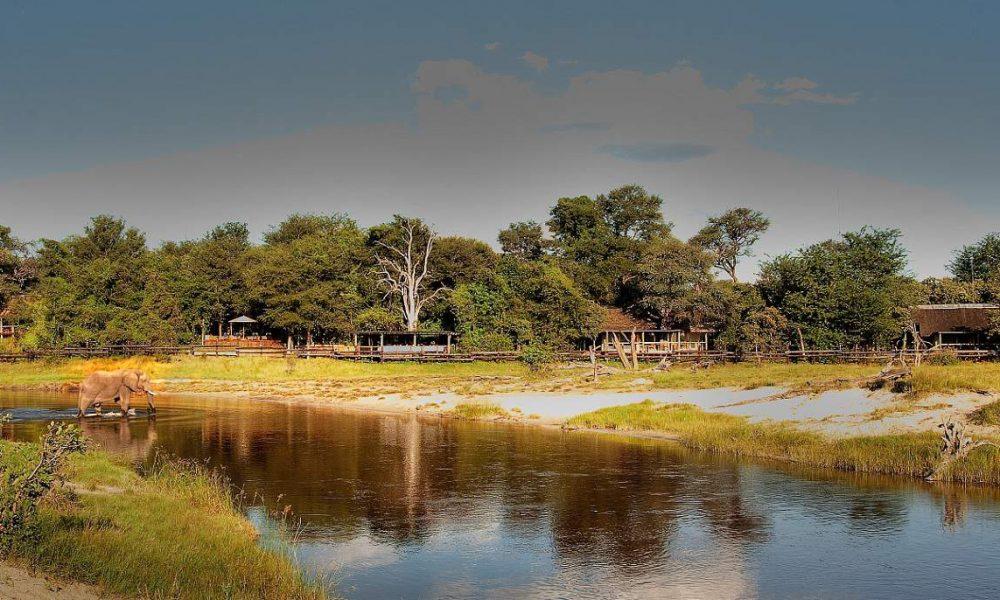Savute Safari Lodge im Rahmen einer Flugsafari nach Botswana mit Genuss Touren