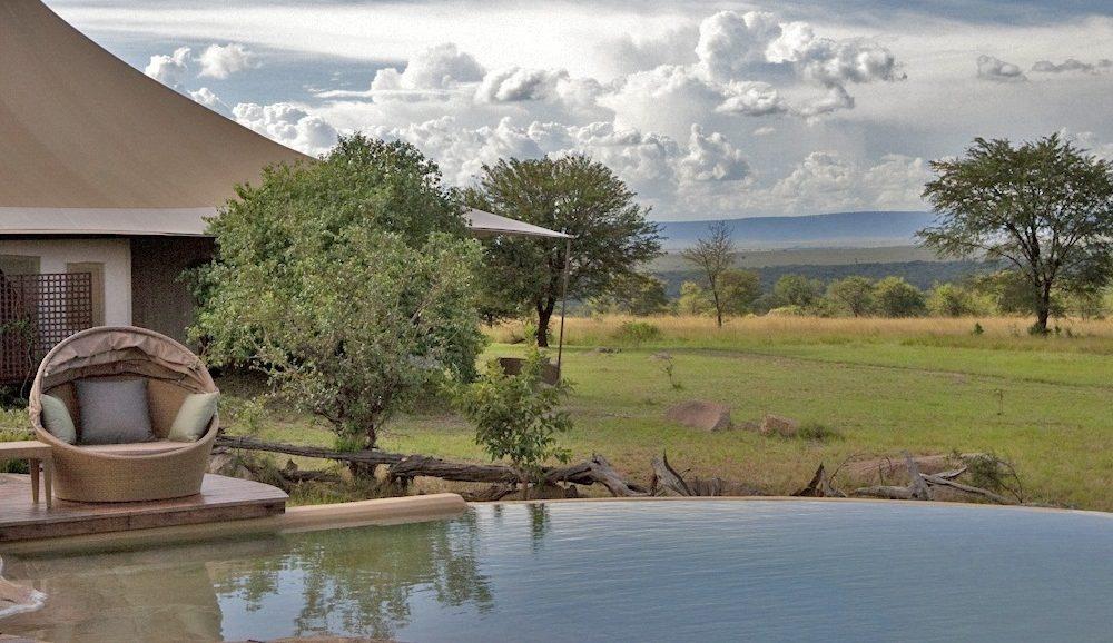 ayari Camp Serengeti Tansania