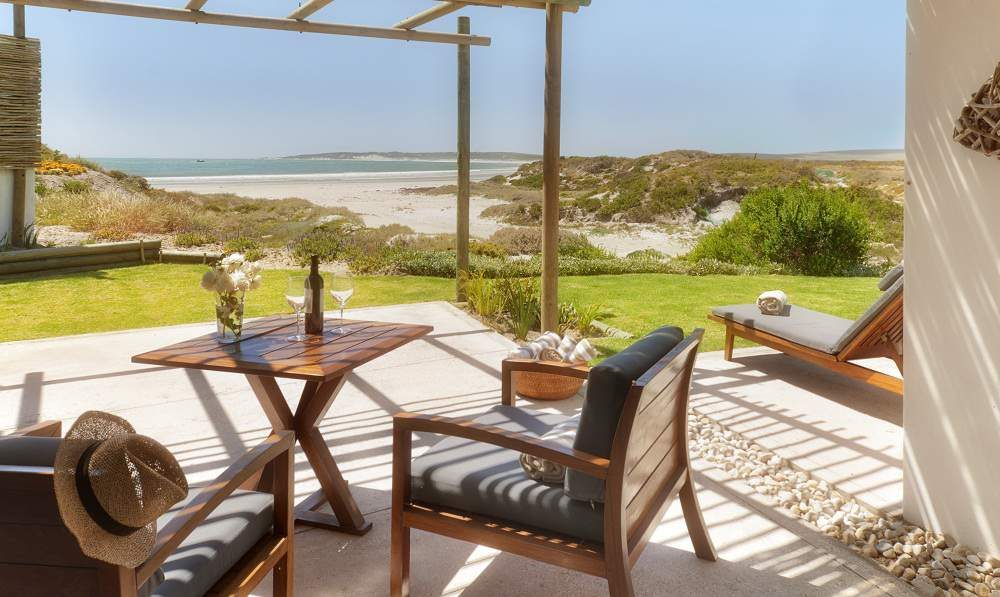 Strandloper Ocean Boutique Hotel Westküste Südafrika