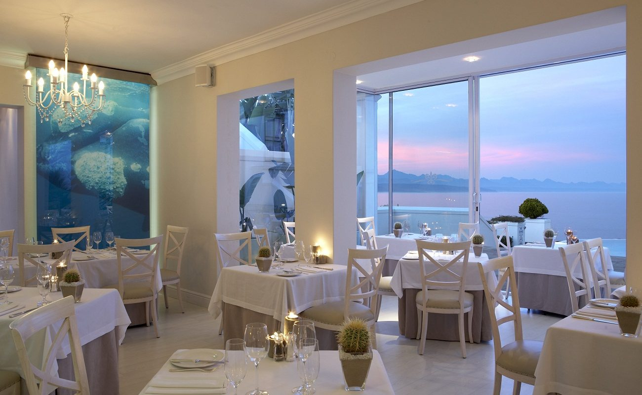Restaurant SeaFood at The Plettenberg