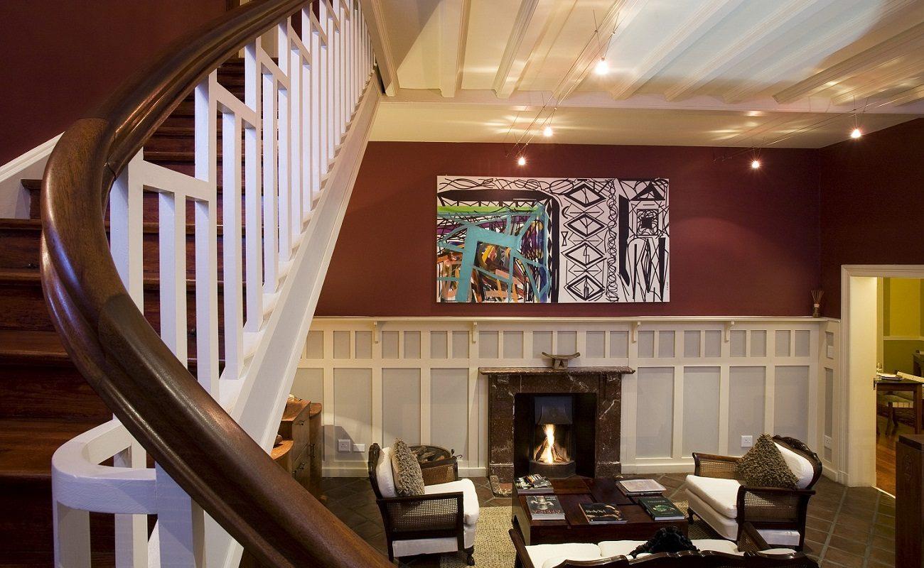 Villa Margherita Swakopmund Lounge