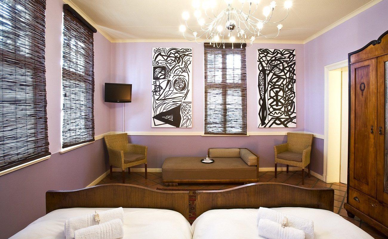 Villa Margherita Swakopmund Zimmer Adam & Eve