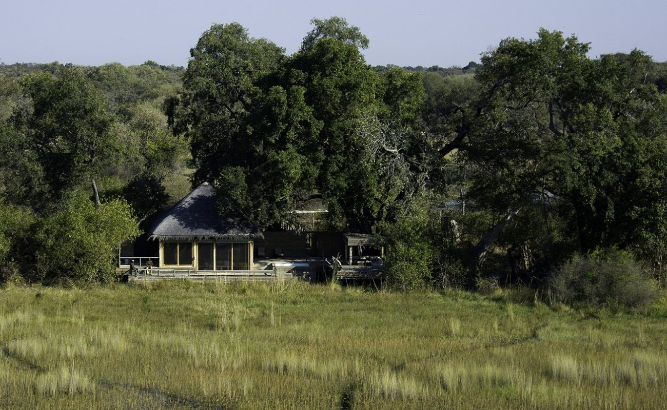 Luxussuiten in Vumbura Plains