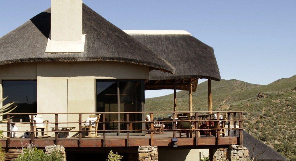 White Lion Lodge Kleine Karoo Südafrika