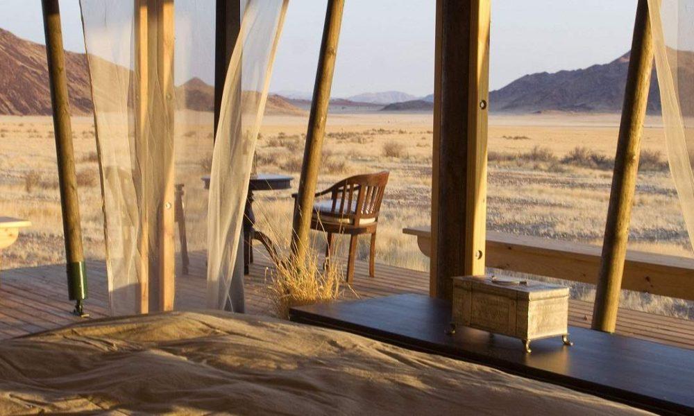 Wolwedans - buchen Sie die exklusive Unterkunft in der Namib mit Namibia Spezialisten Genuss Touren