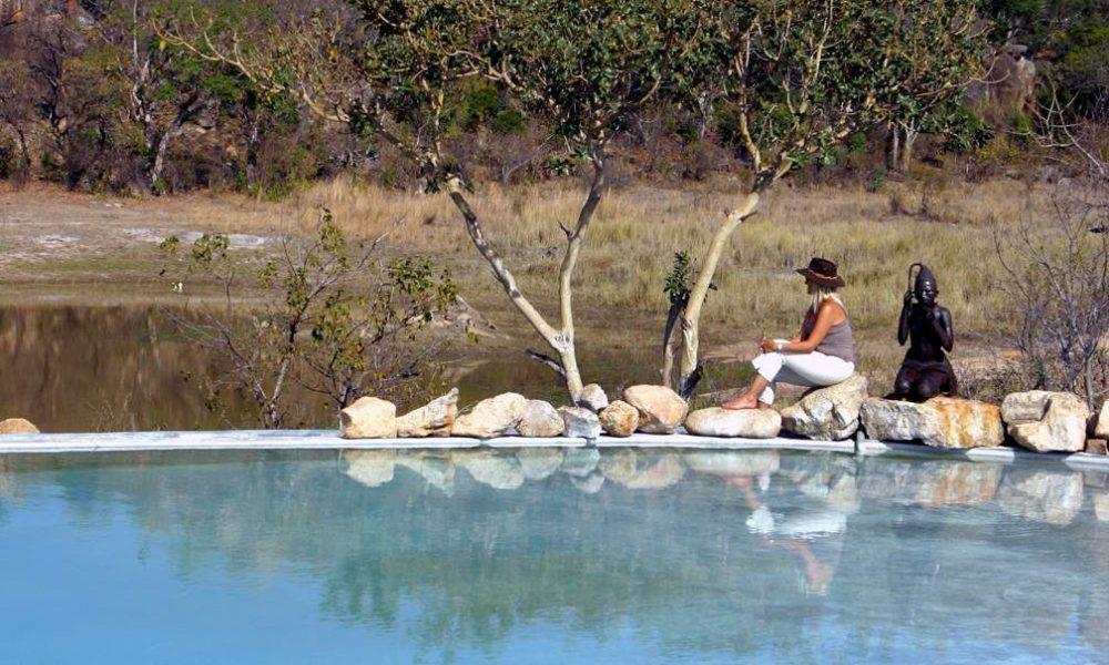 Buchen Sie die Amalinda Lodge bei Ihrem Zimbabwe Spezialisten Genuss Touren