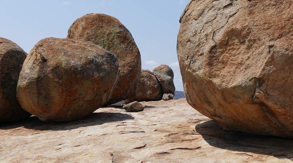 Matopos Nationalpark Zimbabwe