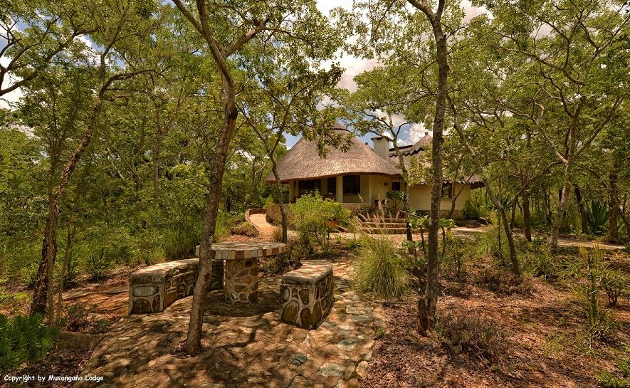 Lodge Chamfuta von Musangano