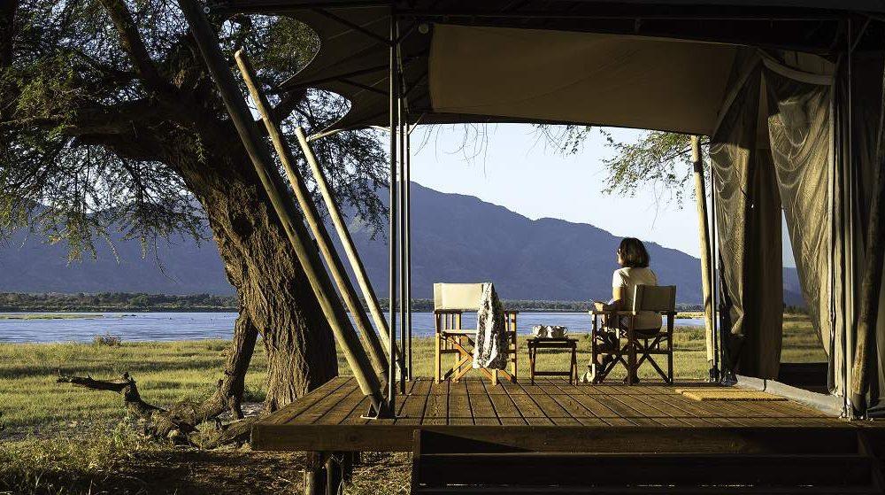 Ruckomechi Camp Wilderness Safaris Mana Pools Simbabwe