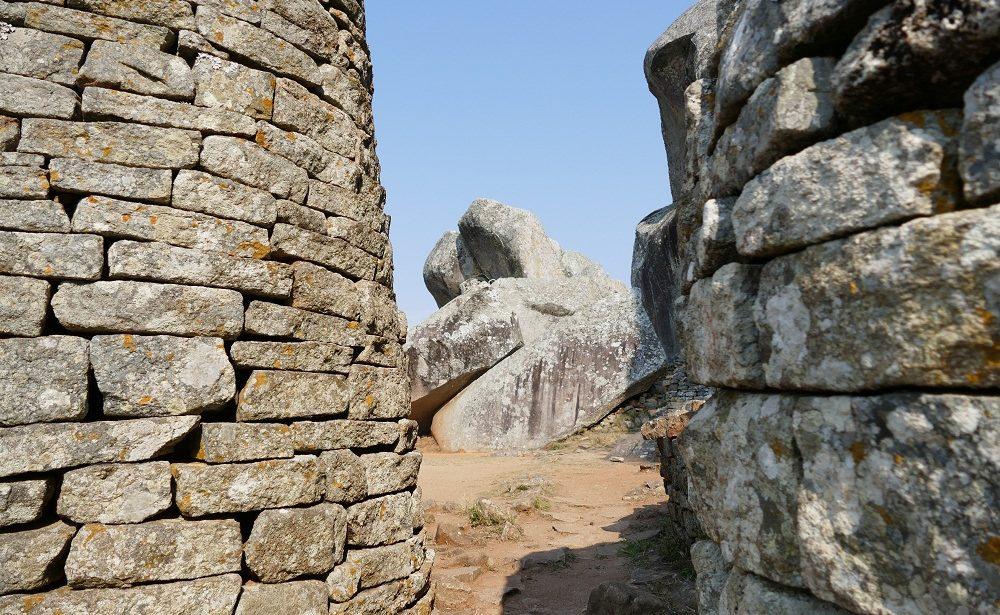 Great Zimbabwe Ruins - Highlight der Rundreise durch Simbabwes Osten