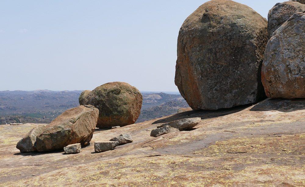Worlds View im Matobo