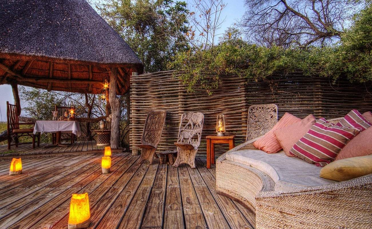 Genießen Sie Safari Chic mit Genuss Touren in Botswana