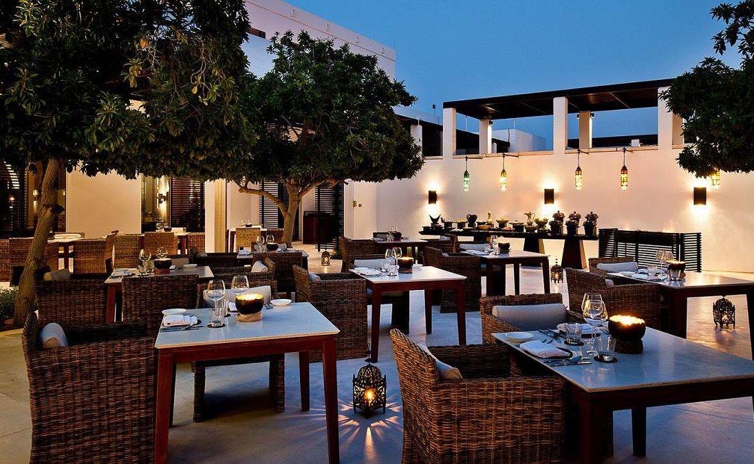 Arabische Elemente im Designhotel in Muscat