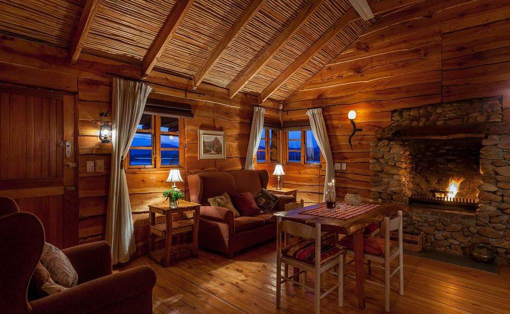 Rustikale Cabins von De Zeekoe