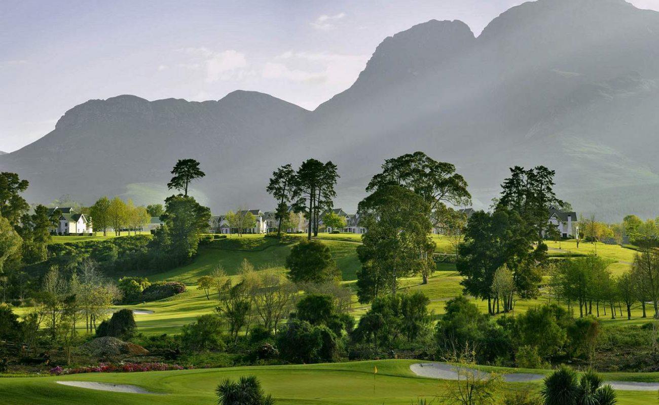 Montagu - mit herrlichem Blick auf die Berge