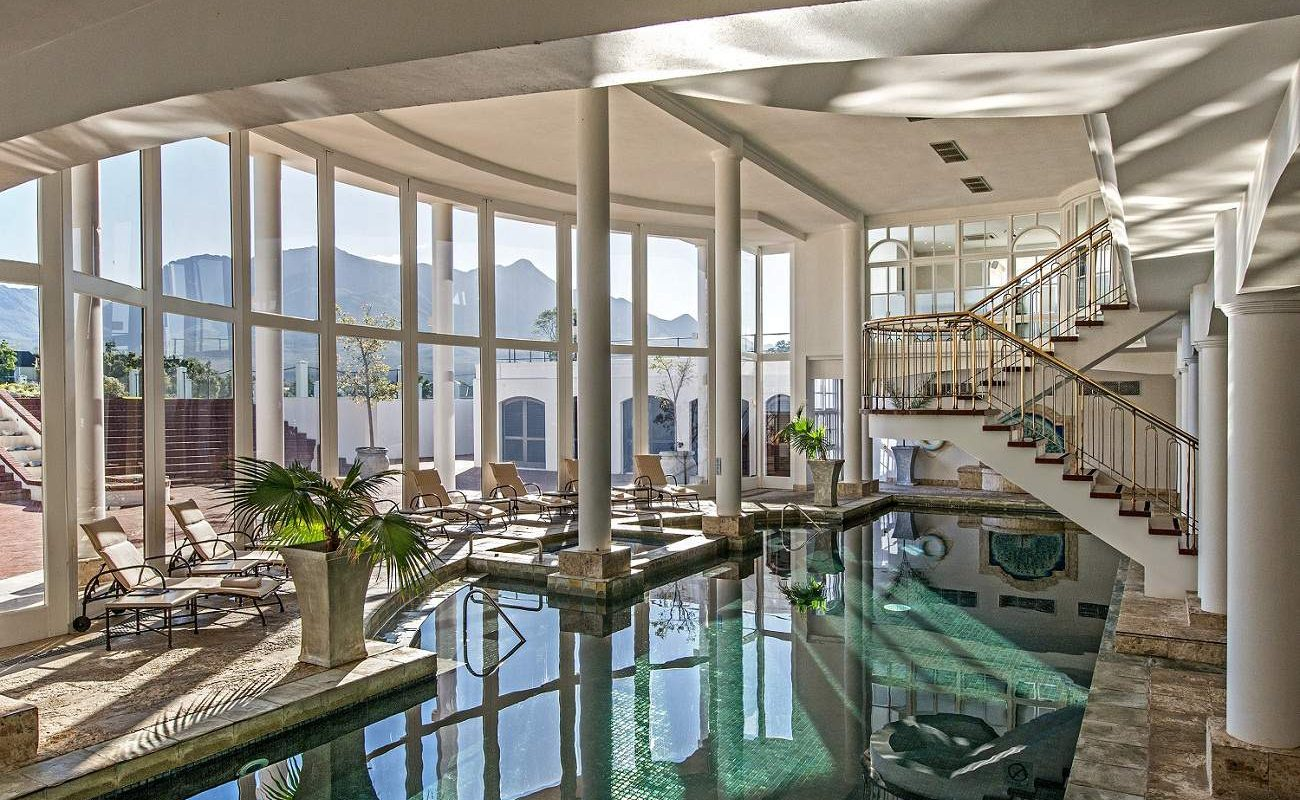 Spa im Leading Hotel of the World