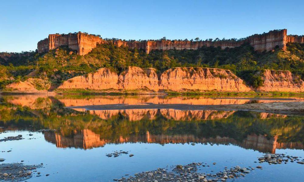 Lernen Sie den Gonarezhou Nationalpark mit Afrika Spezialist Genuss Touren kennen