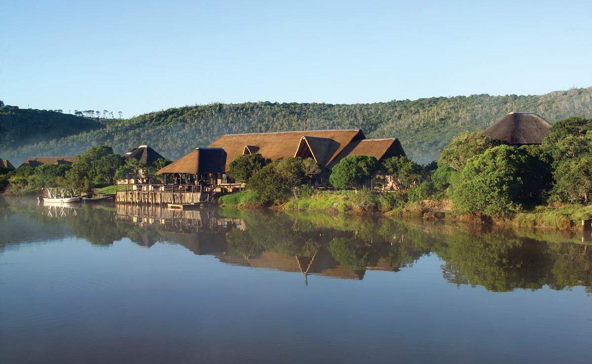 Buchen Sie die Kariega River Lodge mit Südafrika Spezialisten Genuss Touren