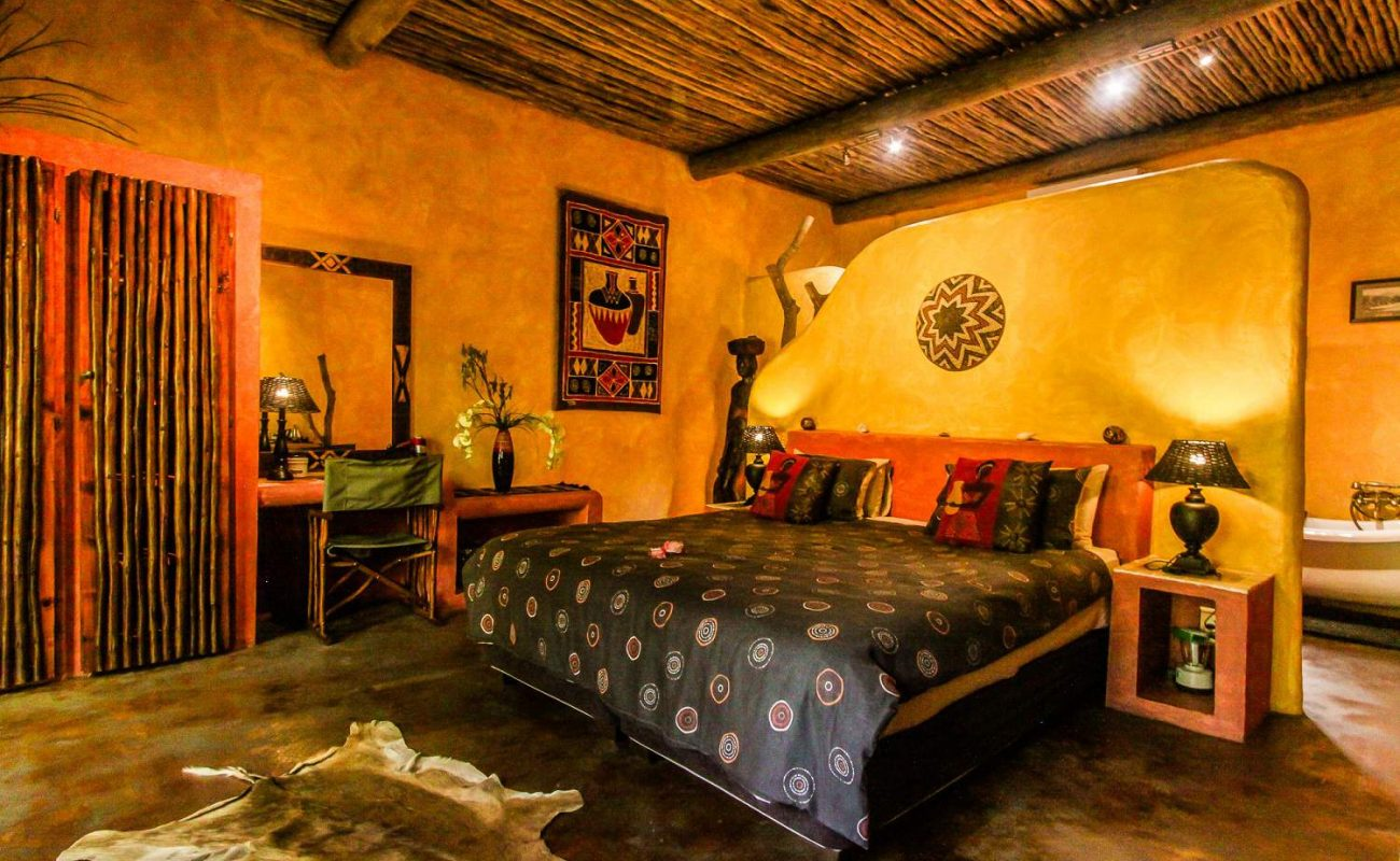 Zimmer 1 in Kwalucia