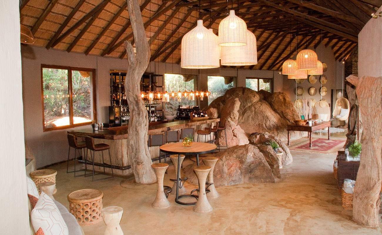 Bar von Madikwe Hills