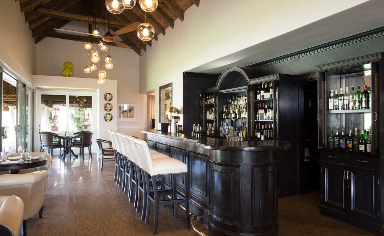 Bar von Mont Rochelle