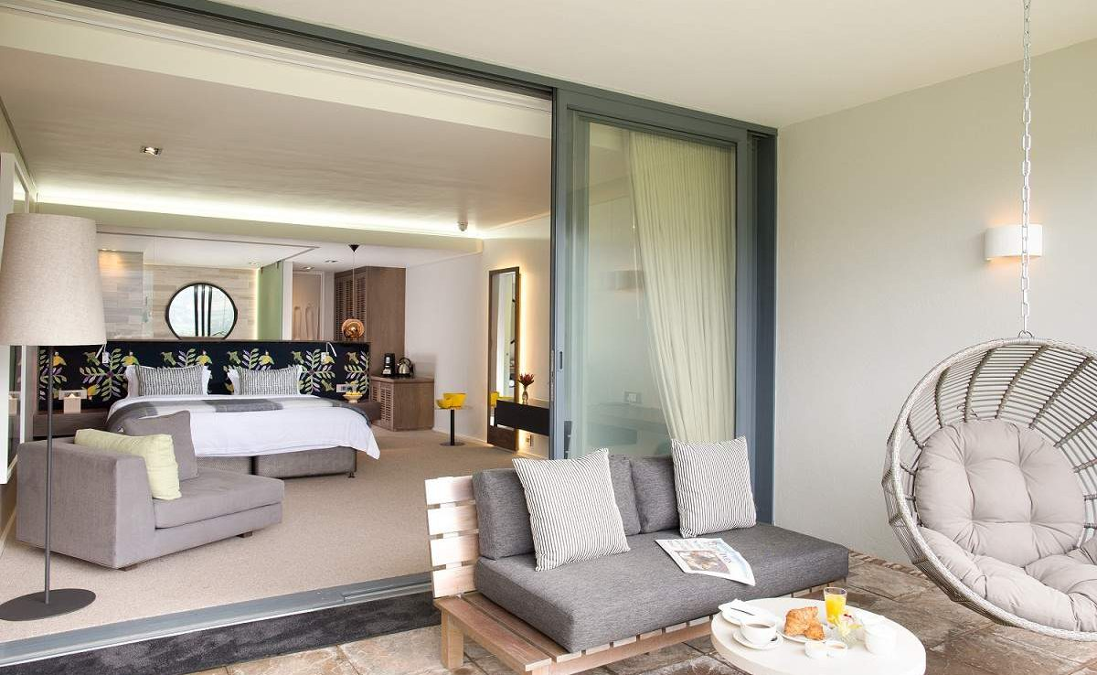 Cabernet Zimmer Mont Rochelle
