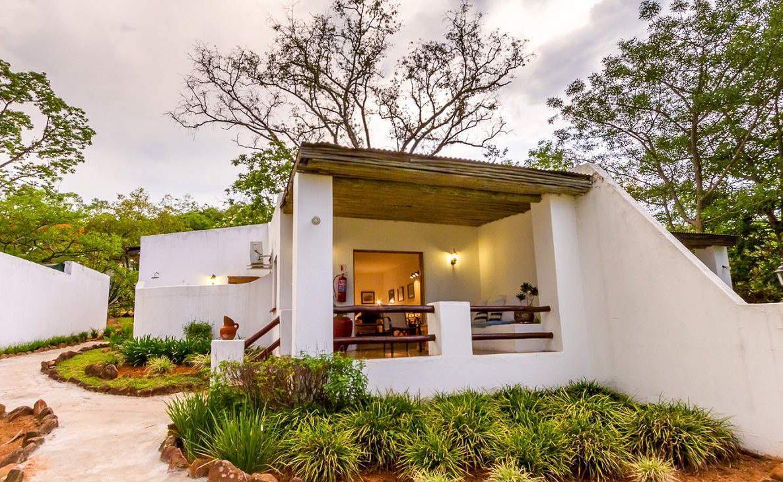 Garden Suite der gemütlichen Lodge